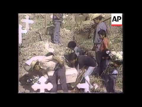 Guatemala - Ceasefire ends civil war