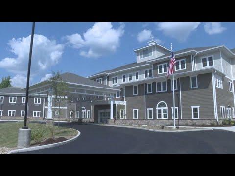 Wheeling Hospital dedicates Bishop Michael J. Bransfield Continuous Care Center