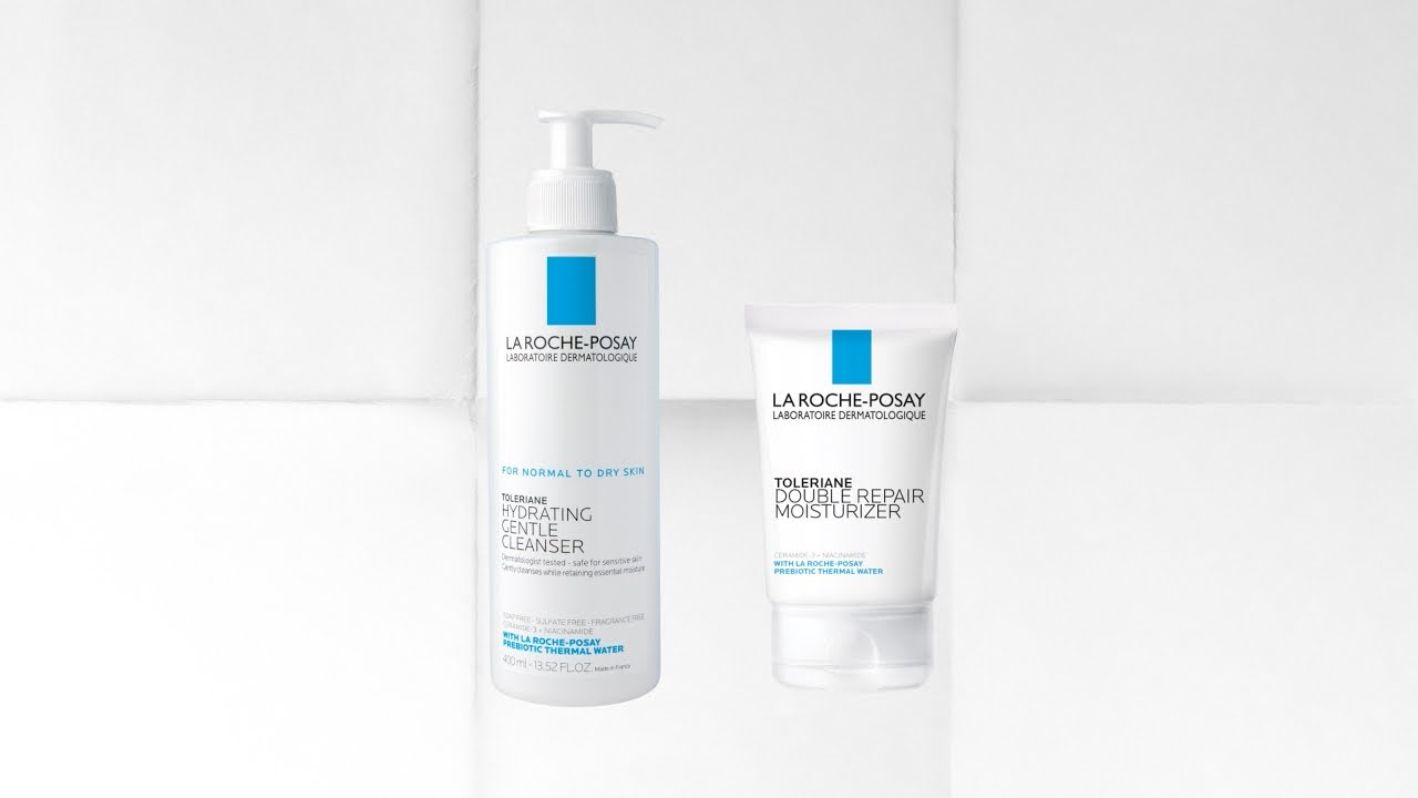 Image result for La Roche-Posay Hydrating Gentle Soap Free Cleanser