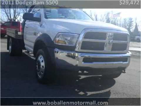 2011 dodge ram 5500 used cars danville ky youtube. Black Bedroom Furniture Sets. Home Design Ideas