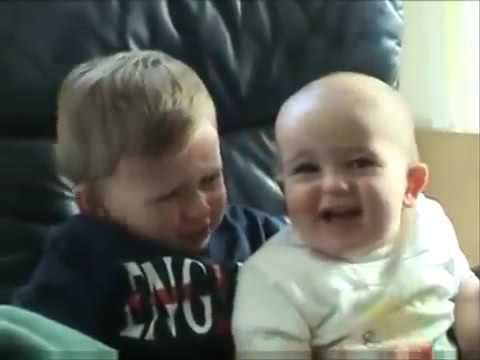 Top 10 Funny Baby Videos HAPPY BABY, BABIES, BABY, SMILE BABY, SWEET BABY CLICK IT!360p
