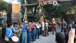 Calico River Rapids Opening Knott's Berry Farm 2019