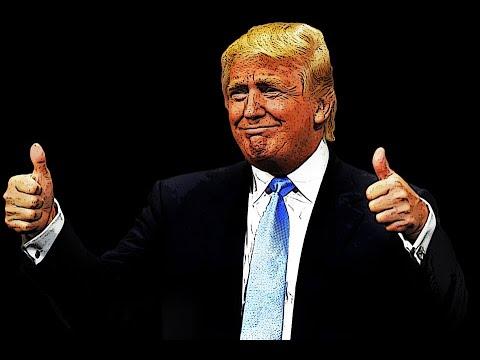 Donald Tramp  śpiewa manamana z Muppet Show