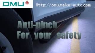 OMU Smart Electric Side Step Automotive Running board