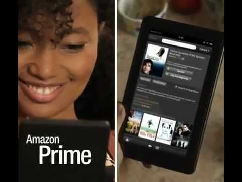 Kindle Fire - Commercial