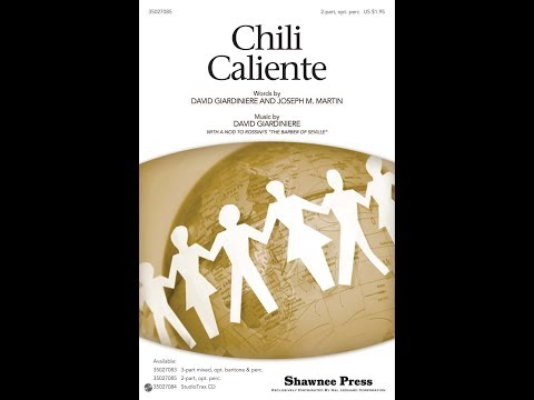Chili Caliente (2-Part) - by David Giardinere
