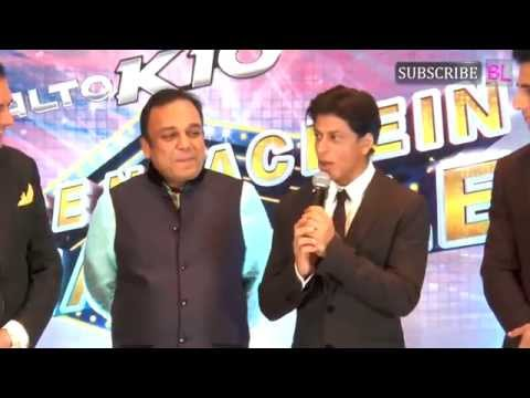 Zee Tv 's New Show Dil Se Naachein Indiawaale Launch Shahrukh Abhishek and Farah