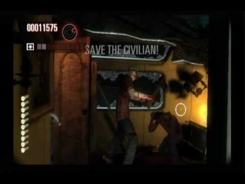 House Of The Dead: Overkill Review (Wii)