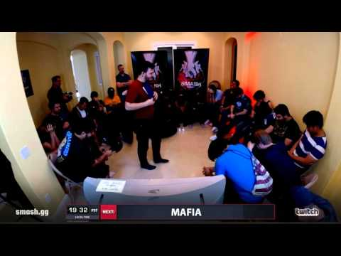 Super Smash Pros Play Mafia - Smash Summit