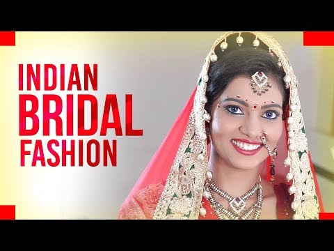 INDIAN BRIDAL FASHION  VIDEO | MAKEUP BY BOLLYWOOD EXPERTS