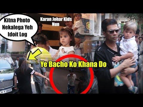 When Bollywood Actors Meet These Poor Kids | Karan Johar, Ekta Kapoor, Soha Ali Khan