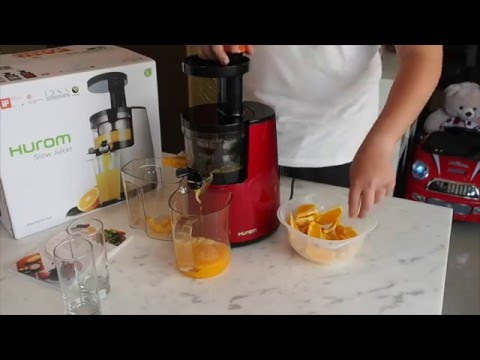 Benefits Of Using Hurom Juicers