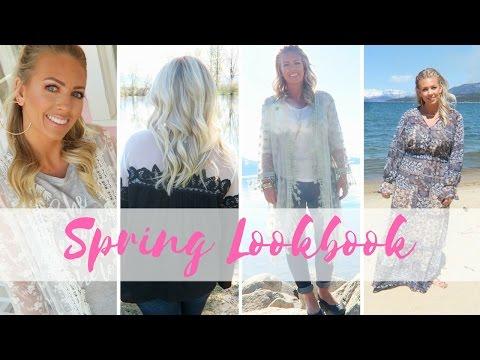 LaBellum By Hillary Scott & HSN Fashion Haul/Review & LOOKBOOK
