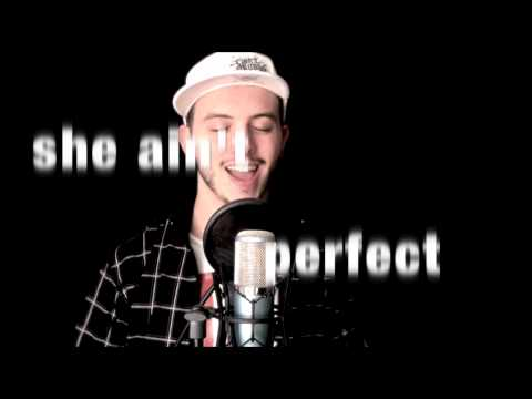 Trey Songz - Simply Amazing COVER by Renny McLean (Lyrics on screen)