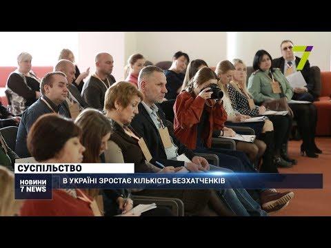 Новости 7 канал Одесса: В Україні зростає кількість безхатченків