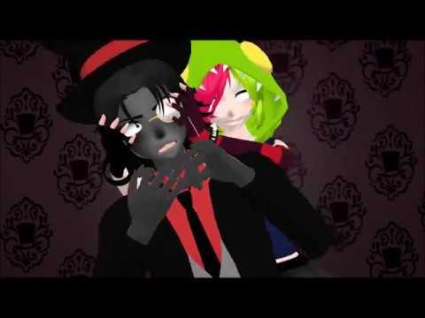 7c772cb4 [MMD x Villainous] Notice Me Black Hat Senpai