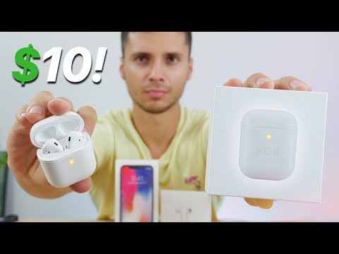 $10 AirPods Wireless Charging Case! + Giveaway Winners Mp3