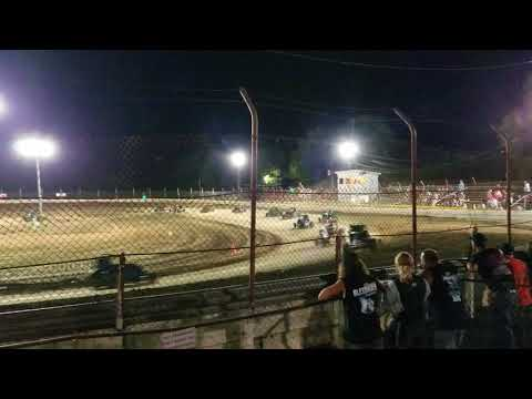 Coles County Speedway Feature