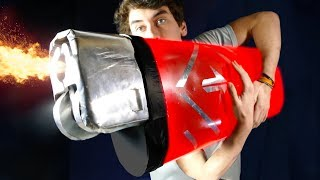 INSANE GIANT LIGHTER HACK!!! (Actually Works)