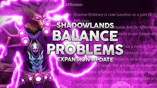 The Truth Behind Cląss Balance and Feedback in Shadowlands - How Bad Is It?