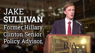 4 things US must do to shape foreign policy | Jake Sullivan | Former senior adviser Hillary Clinton thumbnail