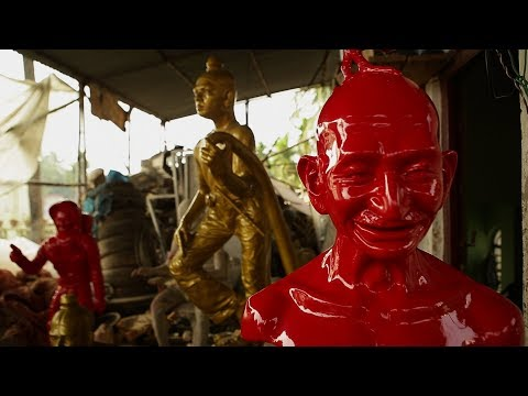 Pop Art in Kolkata (Full documentary by Chitra-Lekha Sarkar)