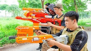 Nerf War: Special Force SWAT Nerf Guns Mafia Group Dispute Guns First Person Shooter