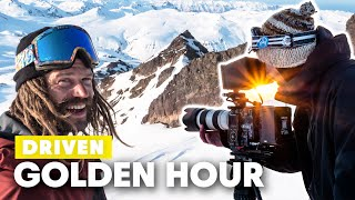 How To Create The Perfect Snowboard Film | The Making of DRIVEN w/ John Jackson
