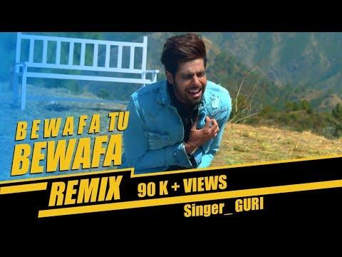 BEWAFA TU BEWAFA DJ ARUN Hard Vibration REMIX Punjabi Song