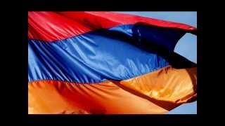 the Armenian national anthem
