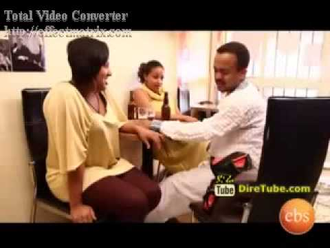 Ethiopian Comedy Gorebetamochu mp4 Part 2   YouTube 2