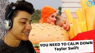 Baixar Taylor Swift - YOU NEED TO CALM DOWN | Reaction