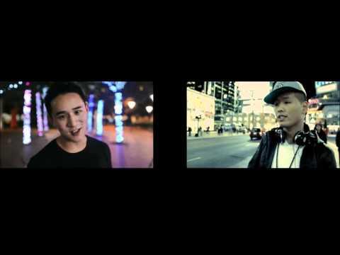 J.Reyez & Jason Chen - Rocketeer Cover (Far East Movement) [no spacey effect on J. Reyez]
