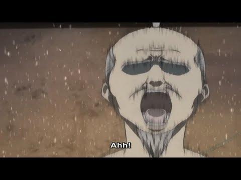 Gintama Mistook as Jean Claude Van Damme