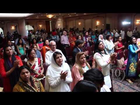 Karo Rab Di Hun Zaboor 148 - Cornerstone Asian Church Worship Concert 2016