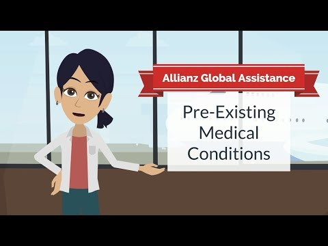 Pre-Existing Medical Conditions | Allianz Travel Insurance