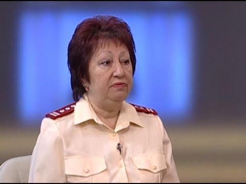 Эксперт отдела эпидемиологического надзора Роспотребнадзора по краю Наталья Топилина