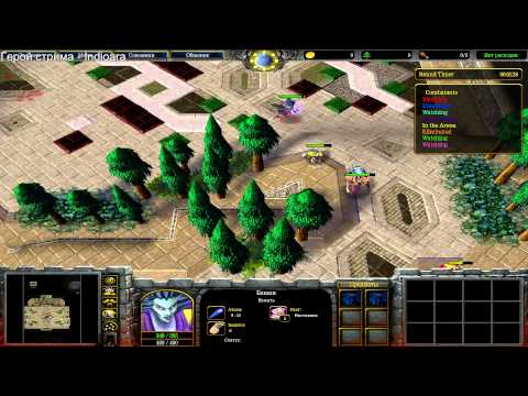 Micro Wars Warcraft 3 скачать