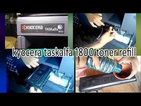 Download How To Solved Adding Toner Problem Kyocera Taskalfa