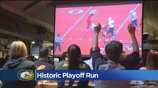 UC Davis Football Fans Share Excitement On Historic Playoff Run