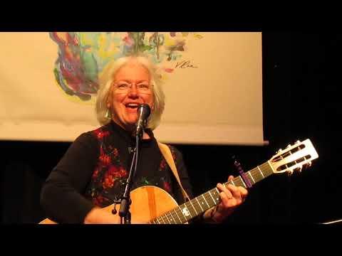 Robin Hopper; 1-20-19;  Anchorage Folk Festival