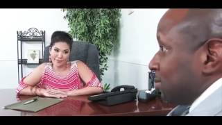 beautiful office boss London Keyes likes black guy Prince Yahshua