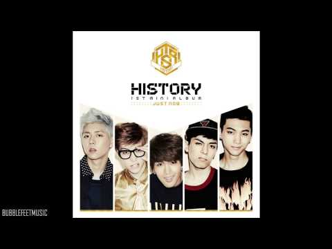 HISTORY (히스토리) - 열대야 (Tell Me Love) (Full Audio) [Mini Album - Just Now]