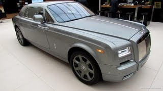 Rolls Royce Phatom Coupe Aviator Collection Videos