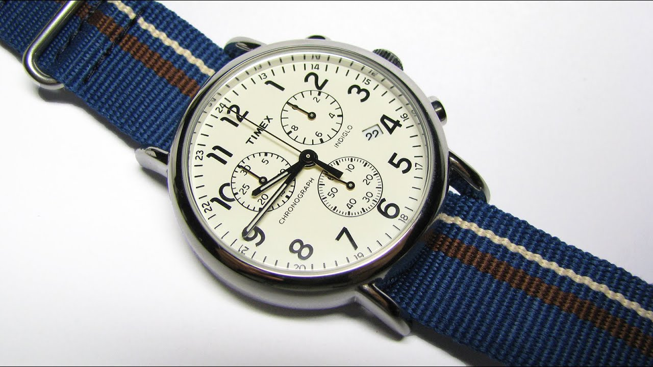 timex watches indiglo