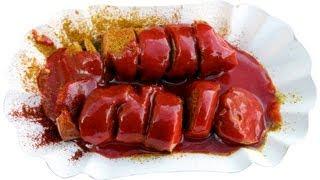 Die schärfste Currywurst Kassels: Härte-Test auf dem Weihnachtsmarkt - Scoville-Stufen