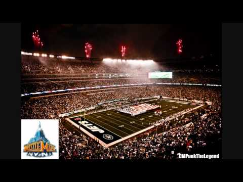 2013 : WWE WrestleMania 29 Official Theme Song 'Surrender - Angels & Airwaves' [720p + DL]