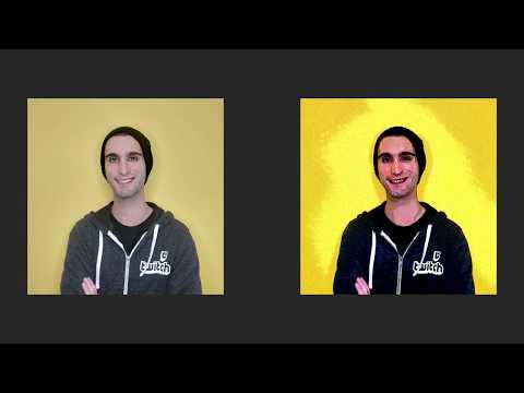 Cartoon Effect Photoshop Tutorial - Turn your photo into a cartoon! thumbnail