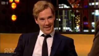 Benedict Cumberbatch on The Jonathan Ross Show 2011