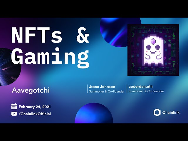Aavegotchi and Chainlink Live Q&A: Utilizing Verifiable Randomness Function (VRF) on Layer 2